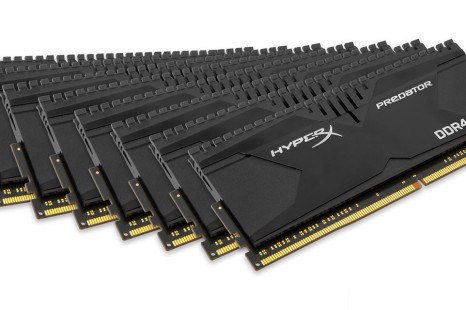 Kingston announces world's fastest 128 GB DDR4 memory kit