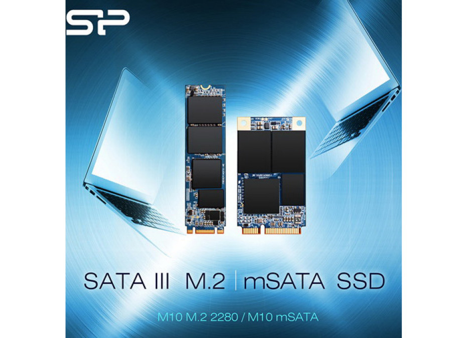 Silicon Power presents M10 SSDs