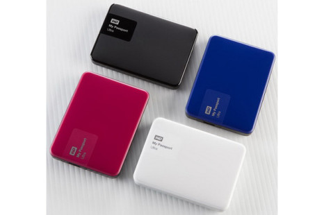 WD updates its My Passport Ultra external hard drives