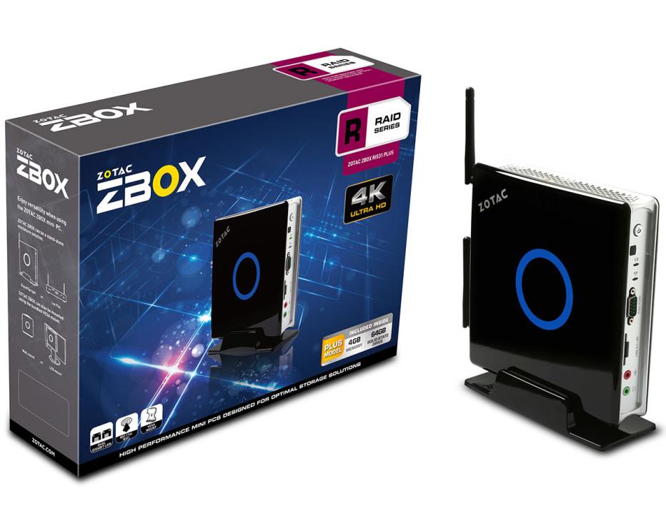 ZOTAC presents ZBOX R-Series mini PC