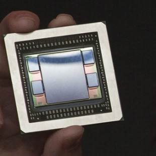 AMD shows the Fiji GPU