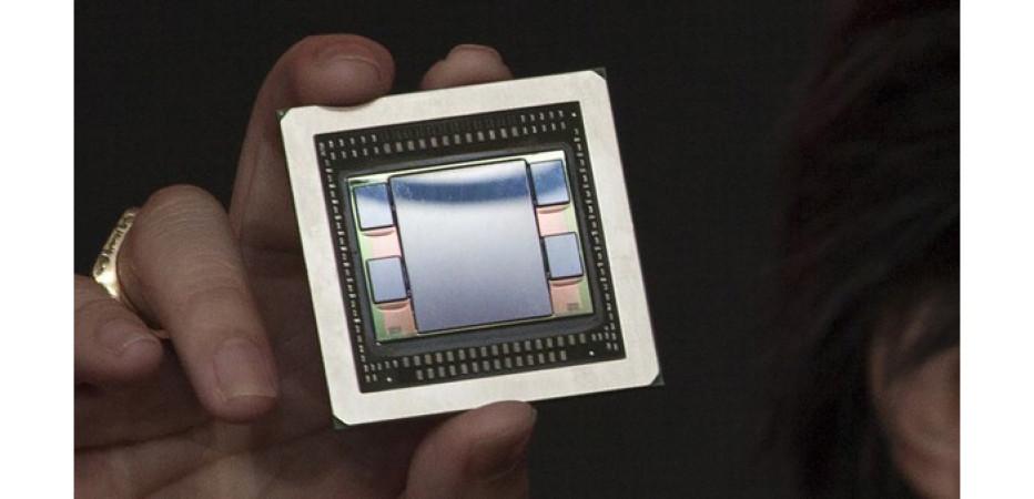 AMD shows the Fiji GPU