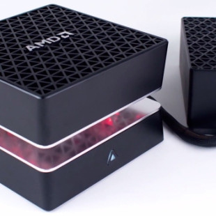AMD's Project Quantum powered by Intel CPU