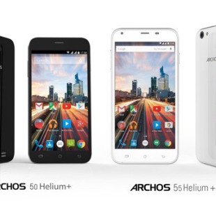 Archos adds two new LTE smartphones to product list