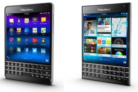 First pics of BlackBerry Oslo smartphone