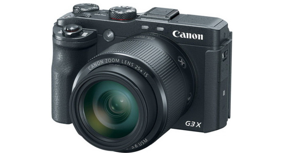Canon to release premium-class PowerShot G3 X digital camera