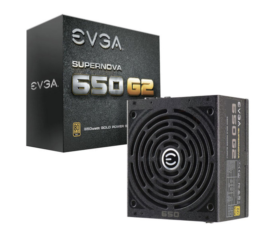 EVGA adds two new models to SuperNova G2 line
