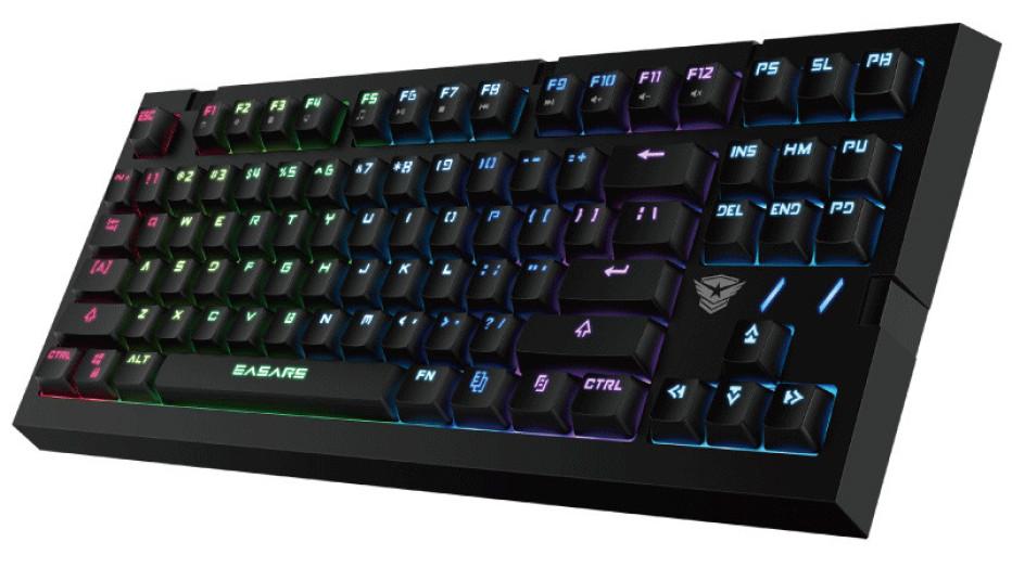 EASARS announces Flare RGB mechanical keyboard