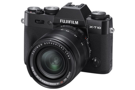 Fujifilm launches X-T10 digital camera