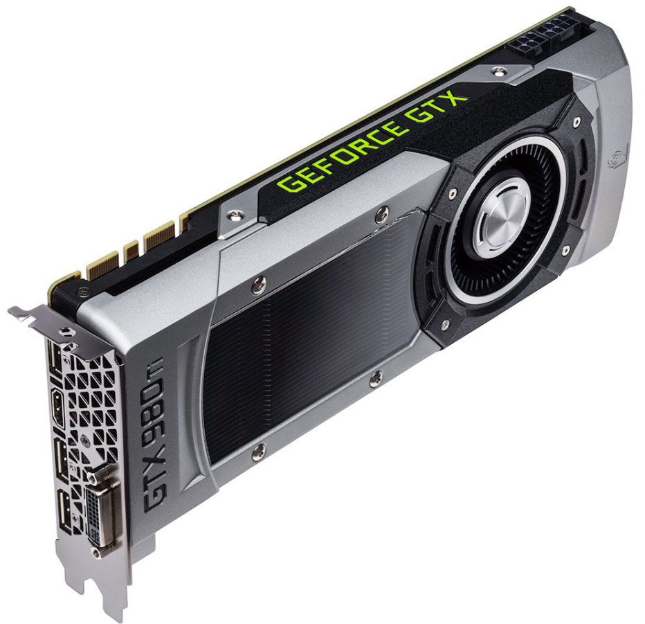 NVIDIA launches the GeForce GTX 980 Ti
