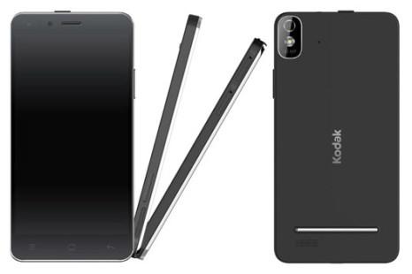 Kodak releases IM5 smartphone in Europe