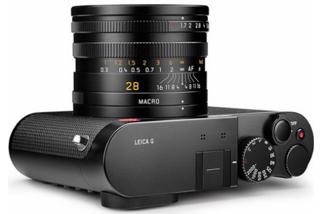 Leica presents compact Leica Q digital camera