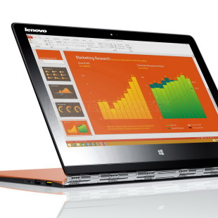 Lenovo launches the new Yoga 3 transformable notebook