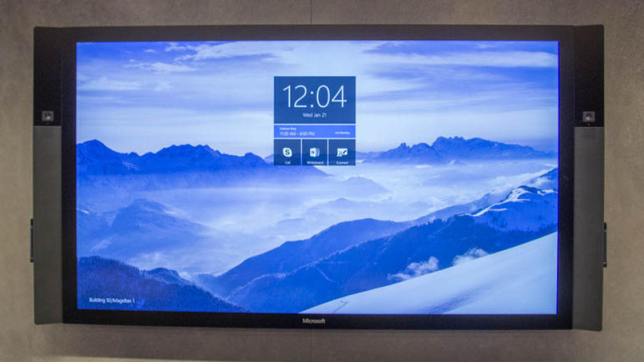 Microsoft to launch a huge tablet for business clients