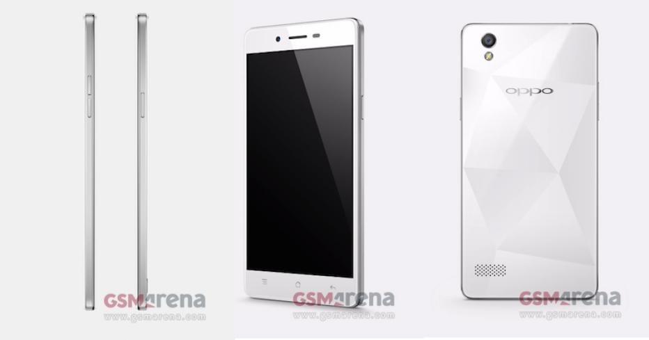 Oppo debuts Mirror 5 smartphone