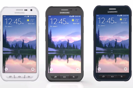 Samsung unveils the Galaxy S6 Active