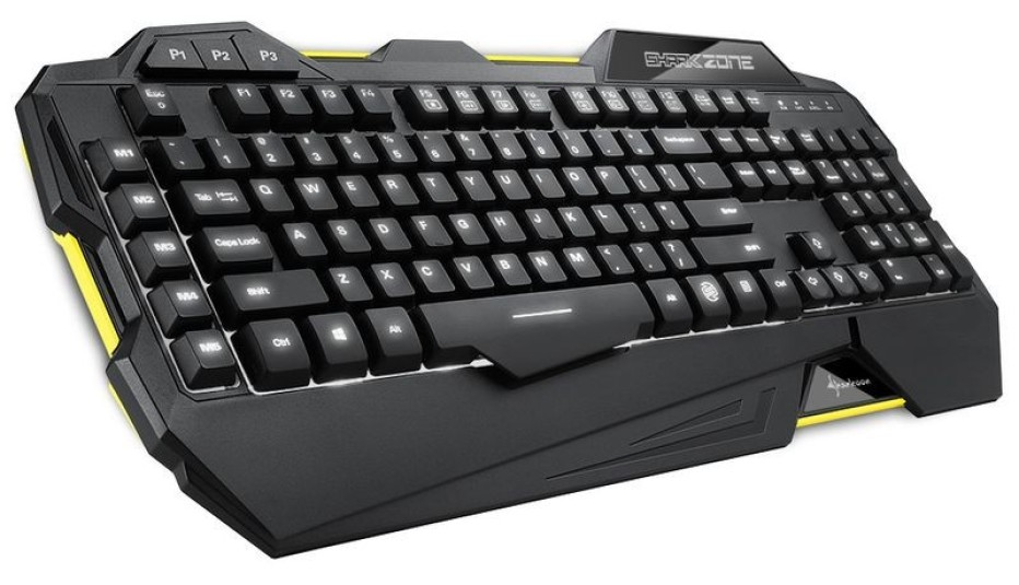 Sharkoon offers SharkZone K30 gaming keyboard