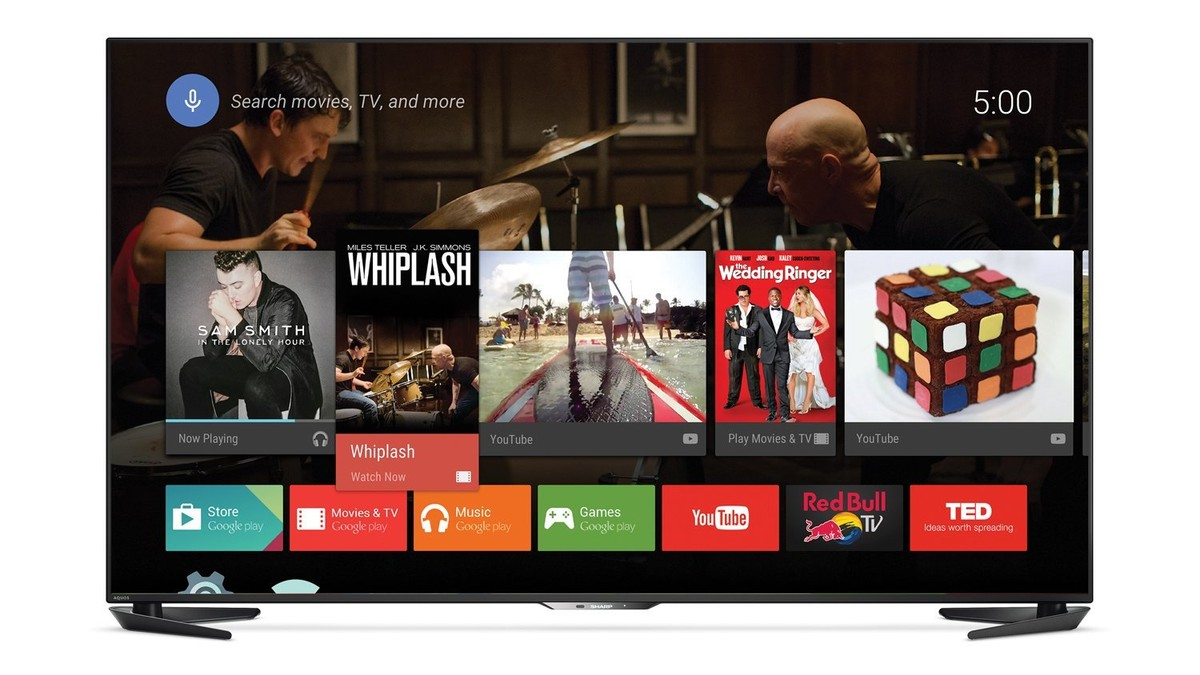 Sharp 4K Android TV