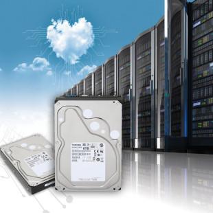 Toshiba presents its highest capacity enterprise cloud hard drive