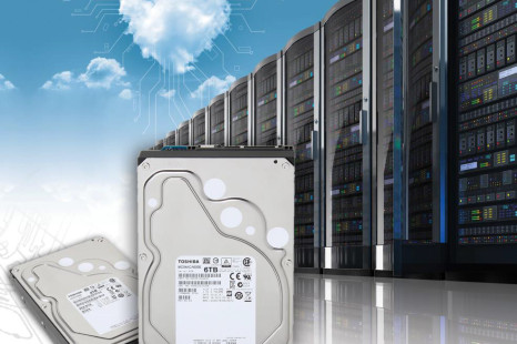 Toshiba presents its highest capacity enterprise cloud hard drive
