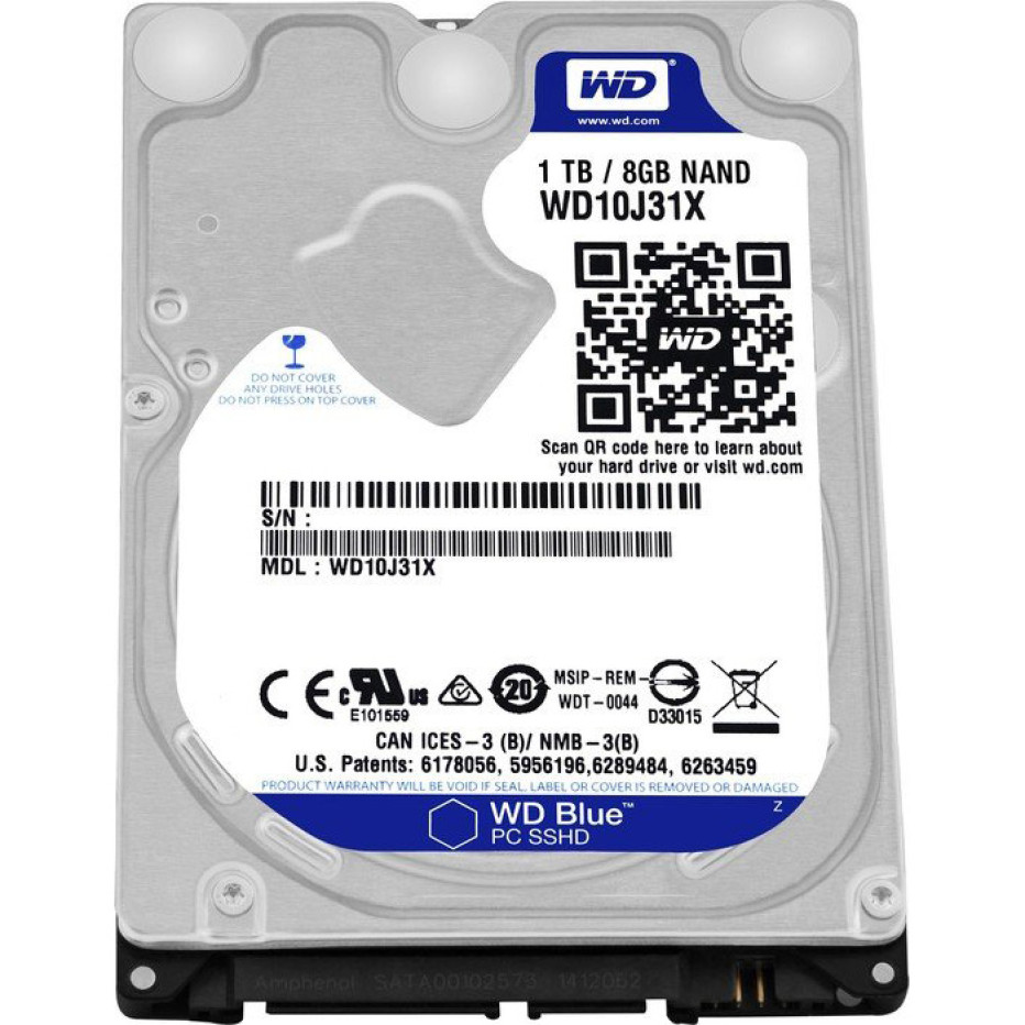 WD releases two new SSHDs on European market