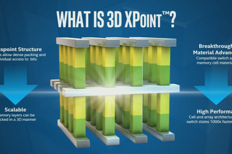 Intel and Micron develop new memory technology
