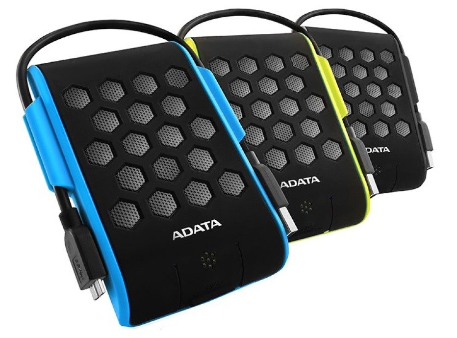 ADATA launches HD720 rugged external hard drive