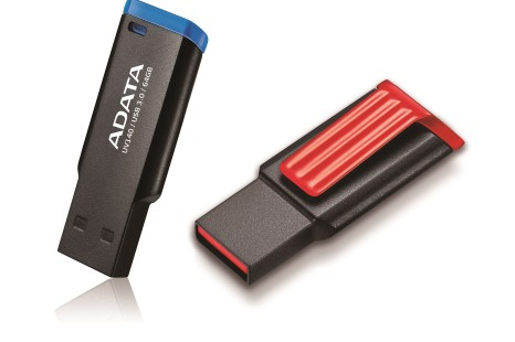 ADATA releases the UV140 USB 3.0 flash drive