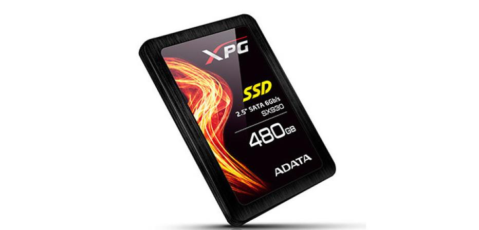 ADATA releases XPG SX930 SSD line