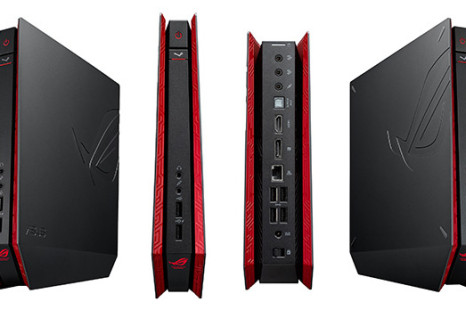 ASUS launches the ROG GR6 mini gaming PC