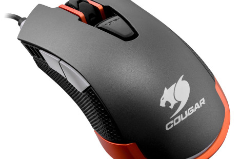 Cougar treats gamers with the 550M flagship gaming mouse