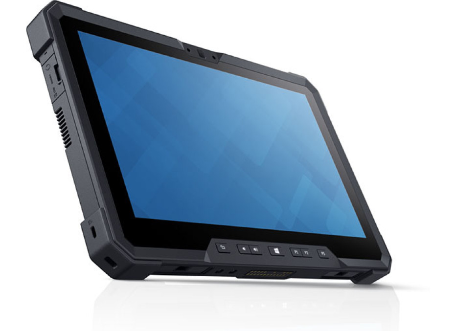Dell announces Latitude 12 Rugged Tablet