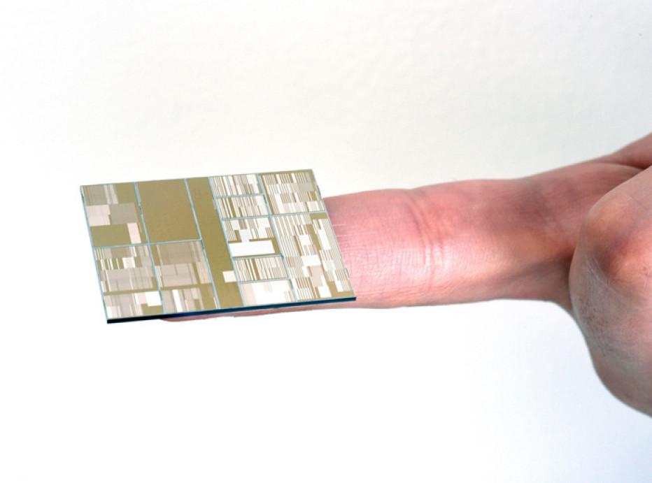 IBM develops 7 nm chip