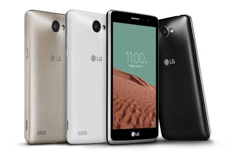 LG unveils Bello II Android smartphone
