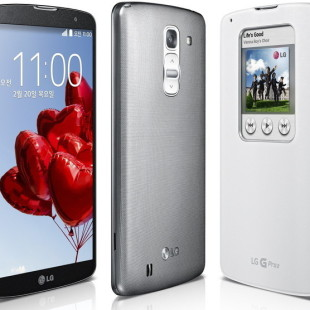 LG plans high-end G Pro 3 phablet