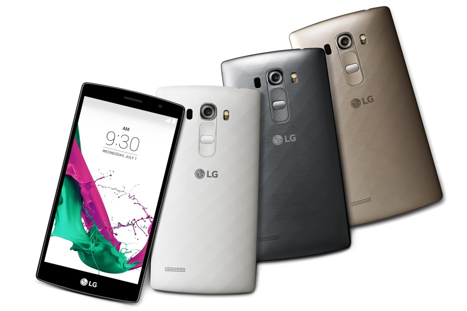 LG presents G4 Beat smartphone