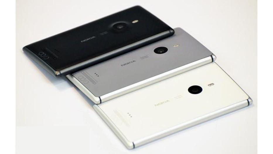 Microsoft plans all-metal Lumia flagship