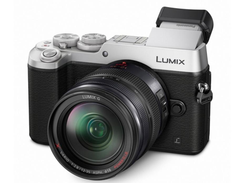 Panasonic introduces Lumix DMC-GX8 digital camera