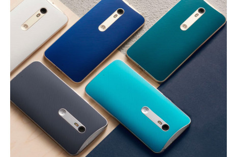 Motorola presents Moto X Style and Moto X Play smartphones