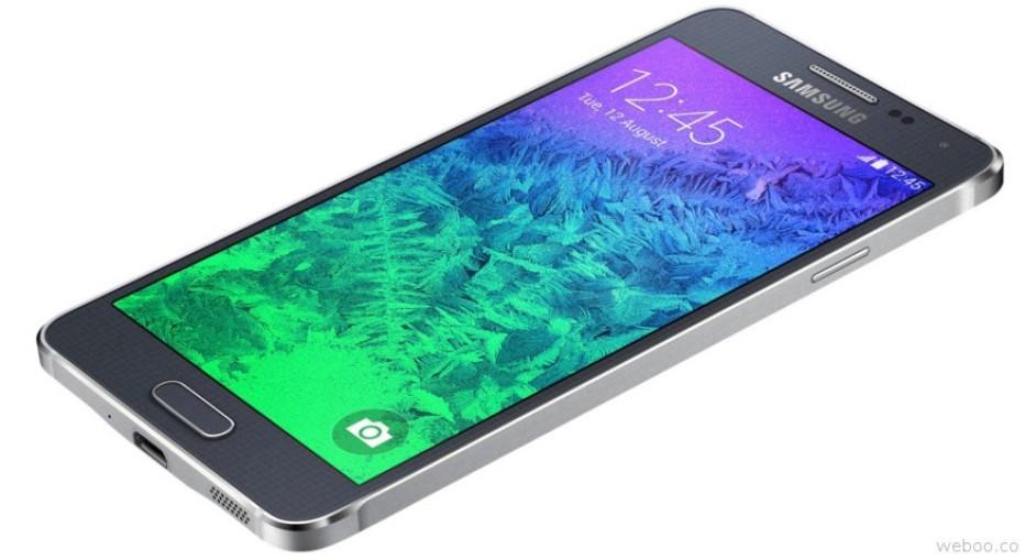 Samsung presents the Galaxy A8 smartphone