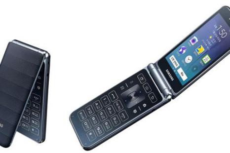 Samsung announces Galaxy Folder smartphone