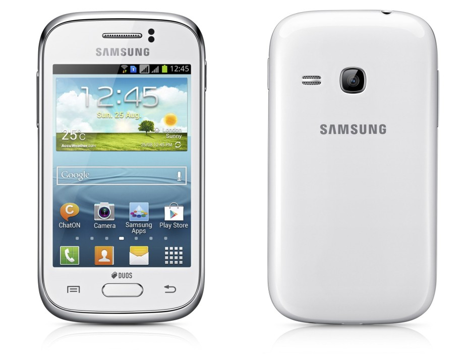 Samsung plans Galaxy Young 3 smartphone