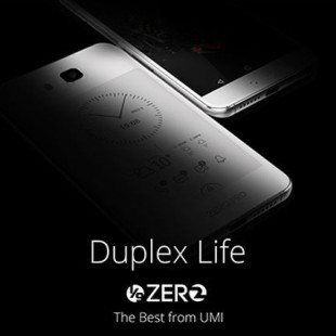 UMI ZERO 2 is a dual-display Android smartphone