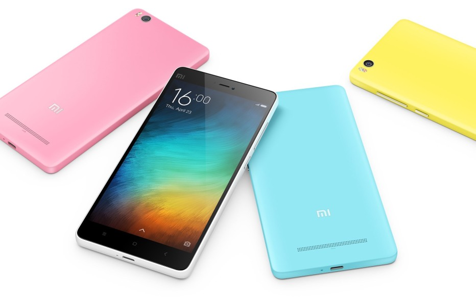 Xiaomi updates the Mi 4i with more memory