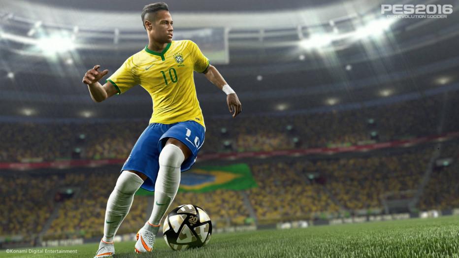 Can PES 2016 beat FIFA 16?