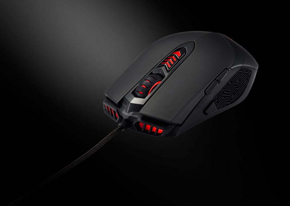 ASUS ROG announces GX860 Buzzard mouse