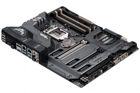 ASUS releases TUF Sabertooth Z170 Mark 1 motherboard