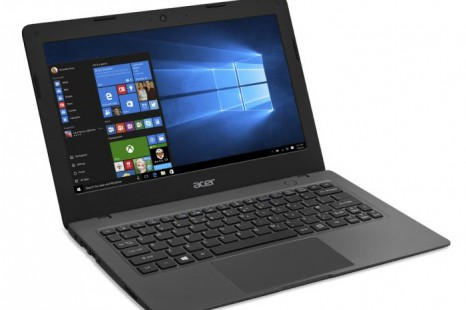 Acer presents new super cheap Cloudbooks with Windows 10