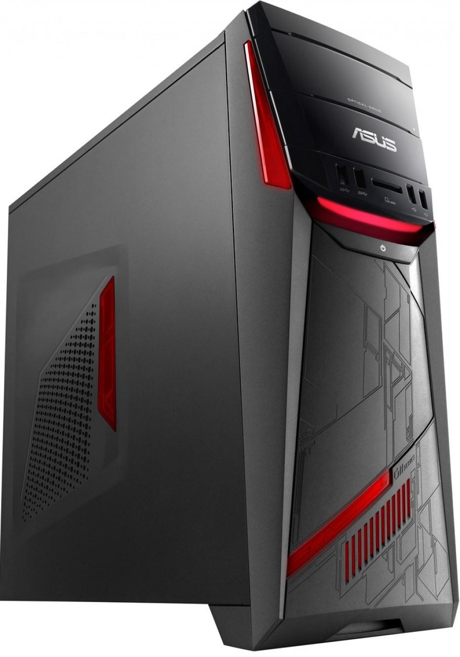 ASUS presents G11CB gaming computer