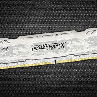 Crucial updates its Ballistix DDR4 memory line